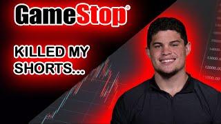 GME STOCK destroyed MY PUTS | Gamestop Short squeeze
