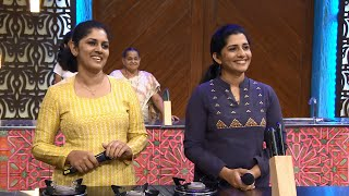 Dhe Chef  Ep 30  Contestants With Families  Part 1  Mazhavil Manorama