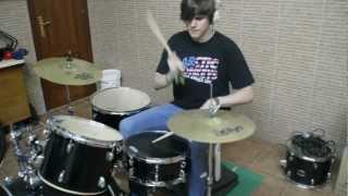 Evil Twin - Arctic Monkeys drum cover