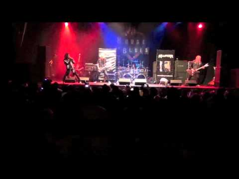 Killinger performs Never Change at HOB Orlando 2011.mov