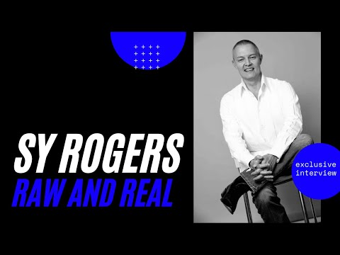 Sy Rogers discusses his life and ministry
