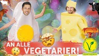 Die Gefahren der vegetarischen Ernährung