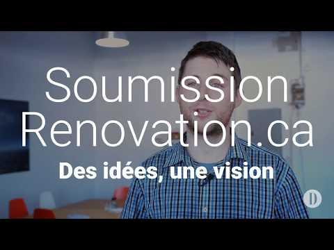 Des idées, une vision | SoumissionRénovation.ca