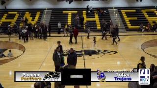 Pioneer Varsity Boys Basketball vs Triton