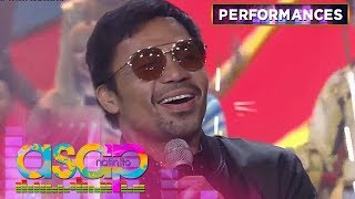 #ASAPNatinTo's grand welcome for 'Pambansang Kamao' Manny Pacquiao | ASAP Natin 'To