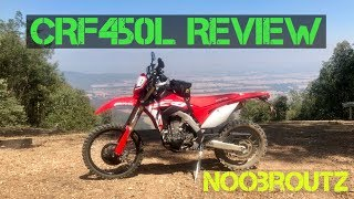 Honda CRF450L 2500km Owners Review 2019