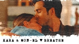 Chris Wood, Kara & Mon-El ● Breathe [2x15]