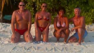 preview picture of video 'maldive holiday island febbraio 2010'