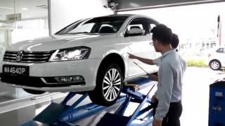 preview picture of video 'Volkswagen Service Centre Jitra - Interim'