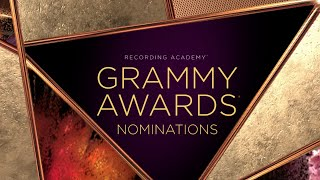 2021 GRAMMY Nominations Announced