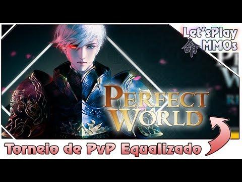 Perfect World vai ter Campeonato de PvP Equalizado