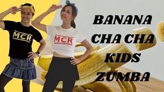 Kids Zumba Easy to Follow  Banana Cha Cha #momolandbananchacha