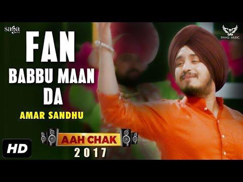 Fan Babbu Maan Da  Amar Sandhu