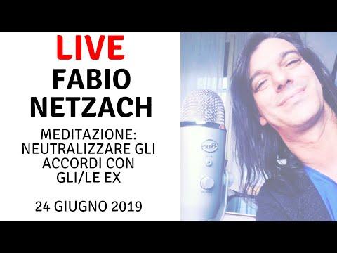 LIVE (24/06/2019) MEDITAZIONE: NEUTRALIZZARE GLI ACCORDI CON GLI /LE EX