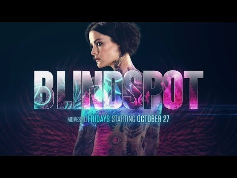 Blindspot Season 3 NYCC 2017 Promo