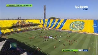 Rosario Central Vs Newells (1-0) / Paso A Paso