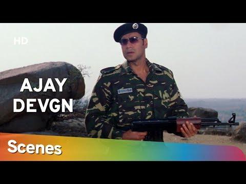 Ajay Devgn and Bobby Deol On a War Scenes [2005] | Sajay Dutt | Sunil Shetty