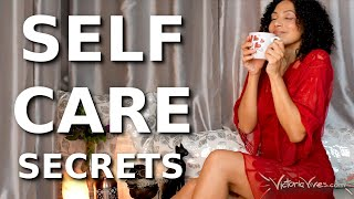 Youtube with Victoria Vives SELF CARE SECRETS for Feminine Empowerment | DIVINE SEXUALITY sharing on Become Your Divine Self