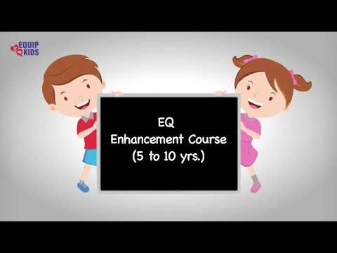 Online EQ Enhancement Course (5-10 years)