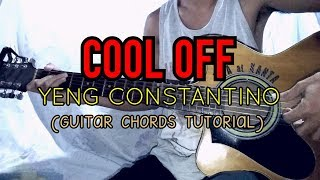 COOL OFF - Yeng Constantino (Guitar Chords Tutorial)