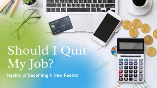 Real Estate Agent & Full-Time Job?