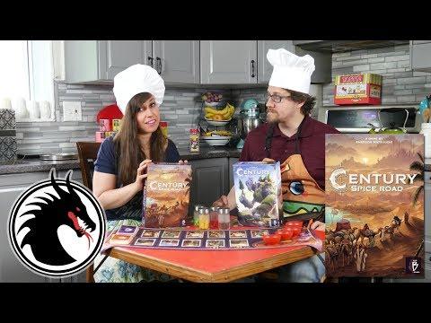 Century Spice Road - Board Game Bistro