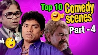 Top 10 Comedy Scenes {HD} Ft - Johnny Lever | Rajpal Yadav | Sanjay Mishra | Arshad Warsi - Download this Video in MP3, M4A, WEBM, MP4, 3GP