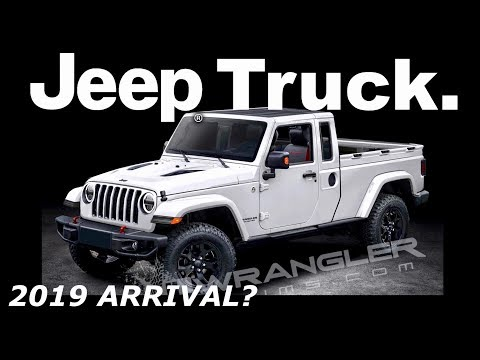 2020 Jeep Truck: OUT IN PUBLIC (New Spy Footage & What We Know)