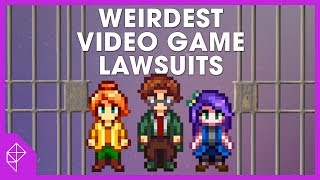 Most outrageous crimes video game companies have been accused of