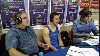 preview picture of video 'Ancona - Campionato Italiano Assoluto di Ginnastica Artistica M/F'