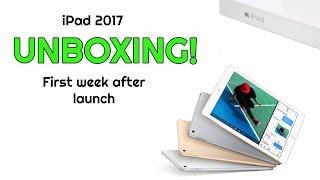 2017 iPad Unboxing!