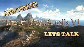 The Elder Scrolls 6 ANNOUNCED - Location Setting