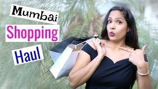 Mumbai Street Shopping - Chit-Chat Haul | Shruti Arjun Anand