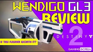 Wendigo Farm Destiny 2