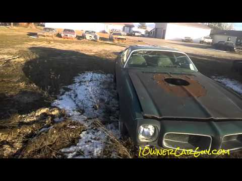 Classic Cars & Trucks Barn Find Vintage Old Car Video
