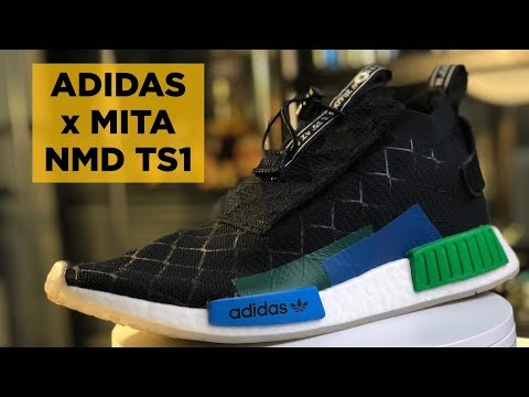 Best NMD for 2018: adidas x Mita NMD TS1 Review!