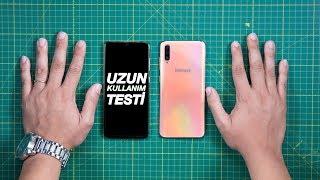 SAMSUNG GALAXY A70 UZUN KULLANIM TESTİ & İNCELEME