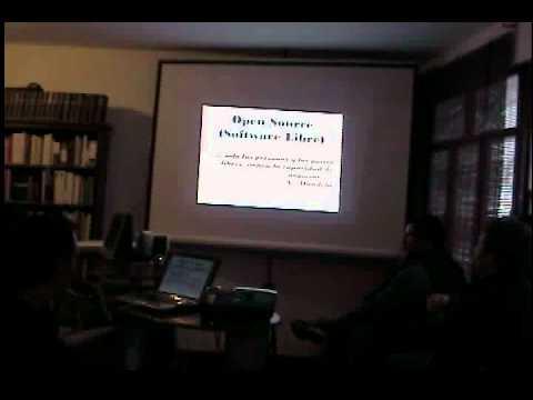 Conversatorio Virtual Ofimatica Libre OpenOffice en la Fundación Casa del Bosque.