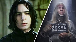 Harry Potter Deleted Scenes NEVER RELEASED To The Public