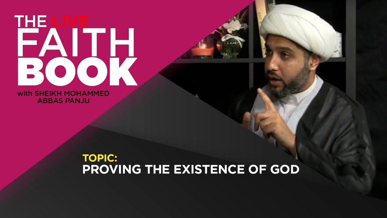 The Faith Book | Proving the Existence of God