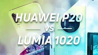 40 MP Camera Showdown: Huawei P20 Pro vs Lumia 1020