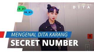 Mengenal Dita Karang SECRET NUMBER, Gadis Indonesia Pertama yang Jadi Member Girlband Korea Selatan