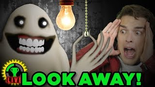 I'M SCARED TO OPEN MY EYES!! | Close Your Eyes Indie Horror Game