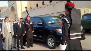 Konya Valisi Cüneyit Orhan Toprak'a özel karşılama