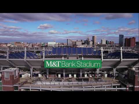 Ravens Playoff Hype Video – Drone Style