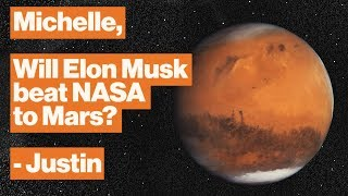 Colonize Mars? Elon Musk, SpaceX and NASA are making big plans.