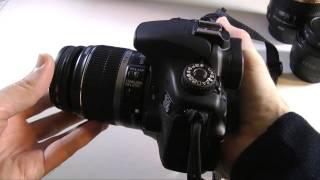 Canon EOS 60D Digital SLR Camera Full Review