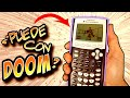 Puede Mover Doom 1993 Una Calculadora Ti 84 Plus