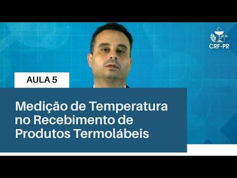 Medição de Temperatura - Aula 5