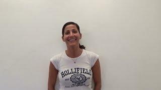Testimonianza Video di Loredana Calcinai - diplomata alla Scuola di Lettura dell'Aura